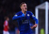 Từ chối nhiều đội bóng lớn, Vardy ở lại Leicester