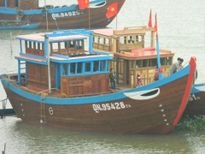 Ngư dân xuất hành thẳng tiến Hoàng Sa - Trường Sa