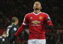 Fan Man United muốn 'tống' Depay về PSV sau trận hòa Chelsea