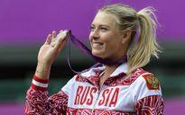 Sharapova có thể lỡ hẹn với Olympic Rio 2016