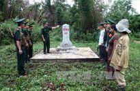 Vai trò của quân đội trong tăng dày, tôn tạo mốc quốc giới Việt -Lào