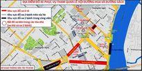 TPHCM: Các điểm đỗ xe cho khách tham quan đường hoa, đường sách