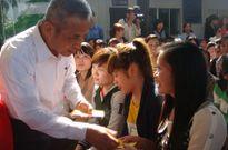 Chủ tịch TLĐLĐVN Đặng Ngọc Tùng: Trái tim và khối óc dành trọn cho người lao động