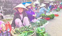 Nét đẹp văn hóa trong phiên chợ Tết làng Mỹ Lợi, tỉnh Thừa Thiên Huế