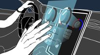 Ultrahaptics - cảm biến siêu âm tạo cảm nhận xúc giác khi tương tác với vật thể ảo