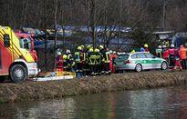 Tai nạn đường sắt nghiêm trọng ở Đức