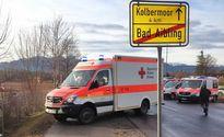 Hai tàu hỏa đấu đầu nhau ở Đức, 100 người bị thương