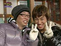 Những chàng ngốc 'vạn người yêu' trong show Hàn