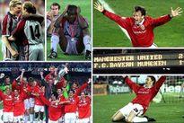 MU vô địch cúp C1 1999 kịch tính nhất lịch sử