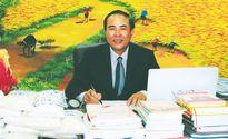 Doanh nhân Lý Thái Hưng, CEO Hưng Cúc:Tôi yêu những cánh đồng bát ngát
