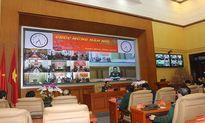 Bộ Quốc phòng tổ chức Hội nghị giao ban trực tuyến đầu xuân