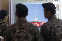 Tên lửa Triều Tiên nổ thành 270 mảnh, văng sang bờ biển Philippines