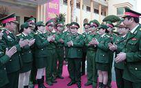 Đại tướng Ngô Xuân Lịch thăm, kiểm tra và chúc Tết các đơn vị quân đội