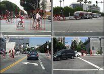 Hệ thống nhận diện người đi bộ dành cho xe tự lái với độ chính xác cao, gần như theo thời gian thực