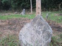 Bí ẩn rừng mộ đá cổ bên dãy Pù Mé