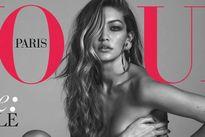 Gigi Hadid táo bạo trên Vogue Pháp