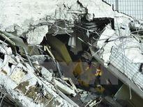 Vụ động đất ở Đài Loan: Số người thiệt mạng tăng lên 55 người