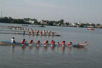 Hấp dẫn đua thuyền trên sông Đăk Bla, sông Đồng Nai và hồ Sen