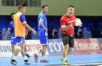 ĐT Futsal Việt Nam quyết giành thắng lợi trước Đài Loan