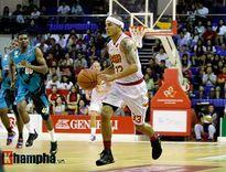 SaiGon Heat: Sức bật mới cho bóng rổ Việt Nam