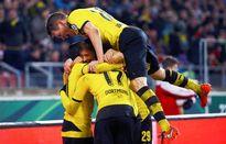 Dortmund tránh được Bayern ở bán kết Cúp QG