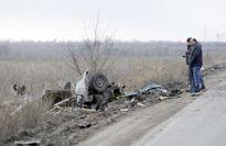 Nổ mìn, 4 dân thường thiệt mạng ở Đông Ukraine