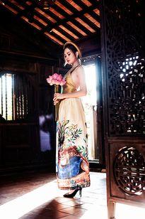 HH Đông Nam Á Diệu Linh đặt niềm tin vào năm 2016
