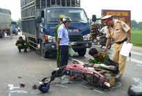 101 người chết vì tai nạn giao thông trong 4 ngày Tết