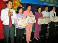 Vị Hội thẩm nhiệt huyết với công tác xã hội từ thiện