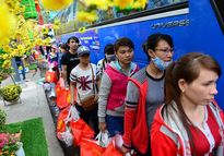 TP.HCM cần khoảng 19.000 lao động sau Tết Nguyên đán