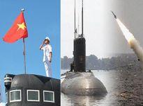 So sức mạnh 6 tàu ngầm Kilo Việt Nam và Hạm đội Biển Đen