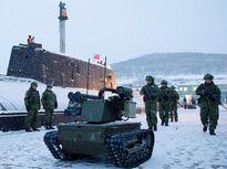 Nga ra mắt tổ hợp Robot sát thủ chống tăng mạnh mẽ