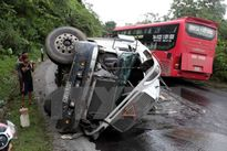160 người chết vì tai nạn giao thông trong 6 ngày nghỉ Tết