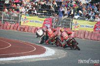 Vòng 2 giải mô tô chuyên nghiệp 2016: Đầy tính quyết liệt