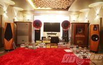 'Phát cuồng' với dàn âm thanh hơn 4 tỷ đồng ở Đà Nẵng