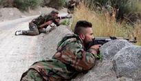Hezbollah, quân đội Syria đánh chiếm mỏ đá Tannourah ở Bắc Aleppo