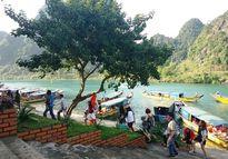 Du khách đến Phong Nha – Kẻ Bàng tăng cao trong dịp Tết