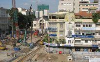 Nhìn lại tiến độ siêu dự án metro số 1 Bến Thành - Suối Tiên