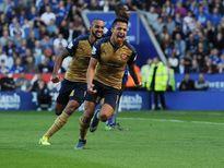 Những cuộc đối đầu thú vị trong trận Arsenal – Leicester City
