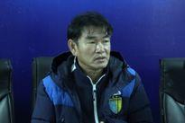 HLV Phan Thanh Hùng từ chức HLV Hà Nội T&T