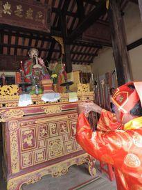 Hào hứng với lễ giỗ Tổ nghề mộc Kim Bồng, Hội An
