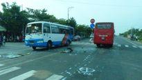 Đi chùa, 14 người trong xóm bị xe tông thương vong