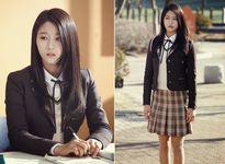 Loạt đồng phục nữ sinh đẹp, chất của thần tượng Kpop