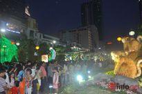 Đường hoa Nguyễn Huệ đón hơn 1 triệu lượt khách