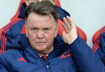 HLV Van Gaal vẫn tự tin về cơ hội dự Champions League của M.U