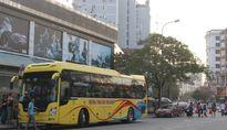 Huế tăng cường xe phục vụ khách vào Nam sau Tết