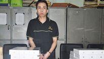Nhân viên trộm gần 100 chiếc iPhone của cửa hàng