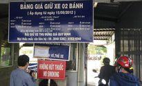 Đình chỉ nhân viên bãi xe Tân Sơn Nhất thu phí gian lận