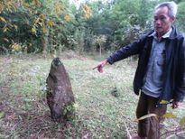 Bí ẩn về hàng trăm bia đá cổ còn sót lại