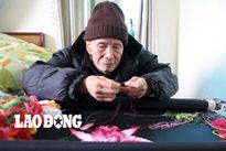Chuyện đời, chuyện nghề nghệ nhân Phan Văn Hiển - người đào tạo hàng nghìn thợ thêu